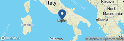Map of J K Place Capri, Amalfi Coast Region