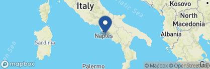 Map of Hilton Sorrento Palace, Amalfi Coast Region