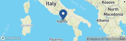 Map of Grand Hotel Excelsior Vittoria, Amalfi Coast Region