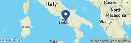 Map of Belmond Hotel Caruso, Amalfi Coast Region