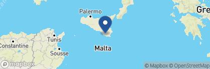 Map of Eremo della Giubiliana, Italy