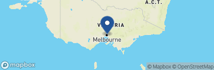 Map of Ovolo Laneways, Australia