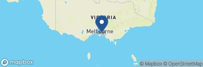 Map of Woodman Estate, Australia