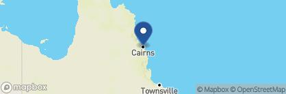 Map of Shangri-La at the Marina, Australia