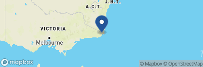 Map of Gipsy Point Lakeside Resort, Australia