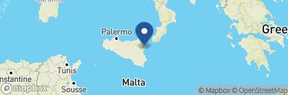 Map of Monaci delle Terre Nere, Italy