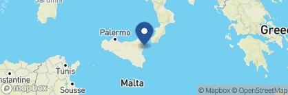 Map of Zash Hotel, Italy