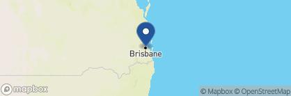 Map of Mantra Southbank, Australia