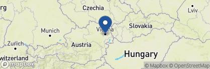 Map of DO & CO, Austria