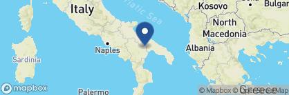 Map of Ralais la casa di Lucio, Italy