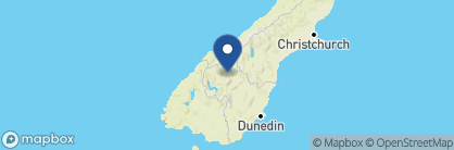 Map of The Moorings, New Zealand