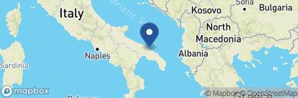 Map of Masseria San Domenico, Italy