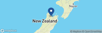 Map of Edenhouse, New Zealand
