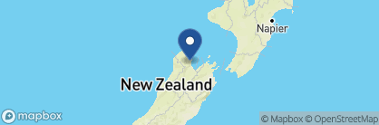 Map of The Resurgence, New Zealand