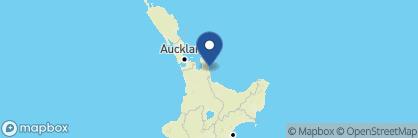 Map of Brenton Lodge, New Zealand