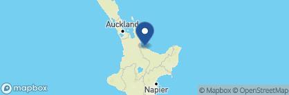 Map of Sebel Trinity Wharf, New Zealand