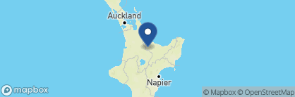 Map of City Lights Boutique Lodge, New Zealand