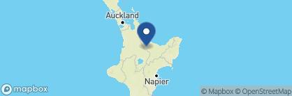 Map of Regent of Rotorua, New Zealand