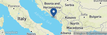 Map of Hotel Dubrovnik Palace, Croatia