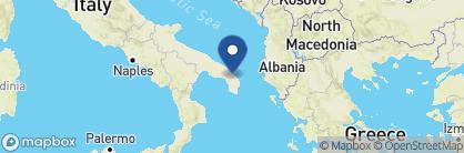 Map of La Fiermontina, Italy