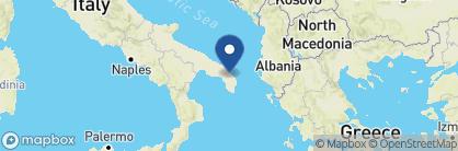 Map of Risorgimento Resort, Italy
