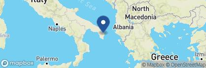 Map of Furnirussi Tenuta, Italy