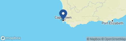 Map of Acorn House, South Africa