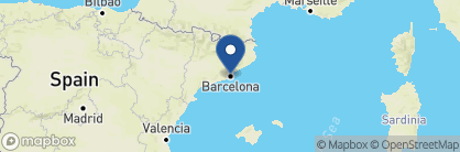 Map of H10 Casa Mimosa, Spain