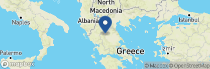 Map of Doupiani House Hotel, Greece
