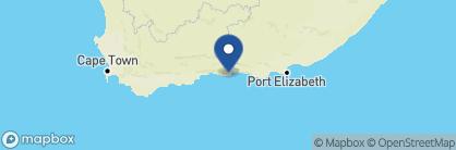 Map of Tsala, South Africa