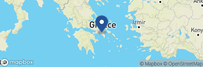 Map of New Hotel, Greece