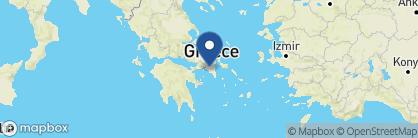 Map of Hotel Grande Bretagne, Greece