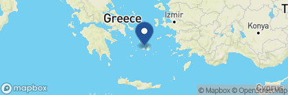 Map of Parīlio, Greece