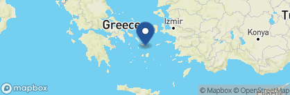 Map of Harmony Boutique Hotel, Greece