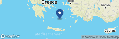 Map of Chromata Hotel, Greece