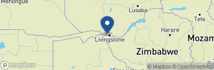 Map of Waterberry Zambezi Lodge, Zambia