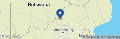 Map of Marataba Safari Lodge, South Africa