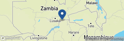 Map of Royal Zambezi Lodge, Zambia