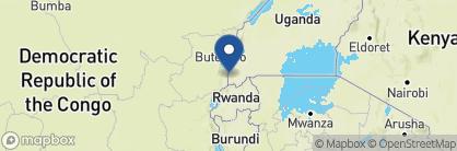 Map of Bwindi Lodge, Uganda