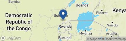 Map of Engagi Lodge, Uganda