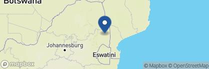 Map of Sabi Sabi Selati Lodge, South Africa