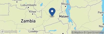 Map of Chamilandu, Zambia