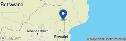 Map of Satara Rest Camp, South Africa