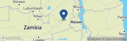 Map of Kakuli, Zambia