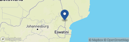 Map of Lower Sabie Restcamp, South Africa