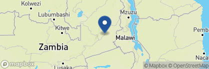 Map of Nsefu, Zambia