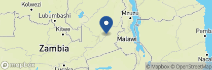 Map of Mwamba, Zambia