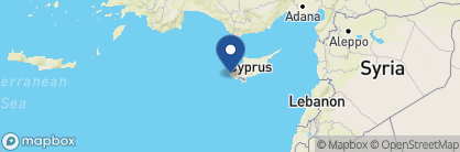 Map of Annabelle, Cyprus