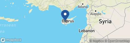 Map of Casale Panayiotis, Cyprus