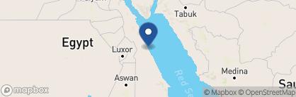 Map of Movenpick Resort El Quseir, Egypt